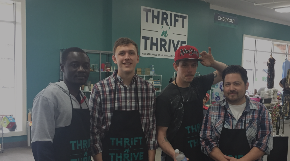 Social Enterprise Impacting Homelessness at Thrift 'n' Thrive Love Thy Neighborhood